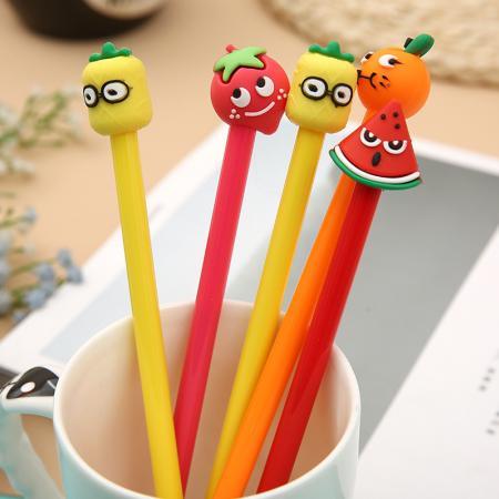 ปากกาเจล Fruit