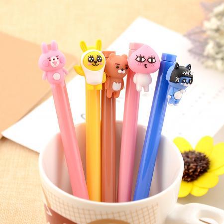 ปากกาเจล Kakaofriends