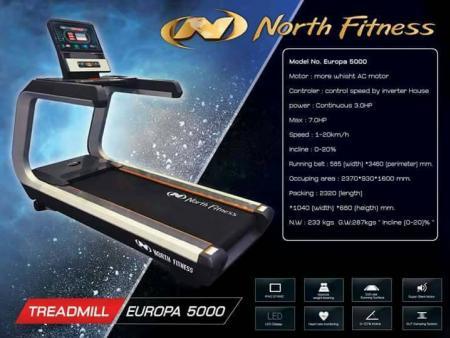 TREADMILL EUROPEA 5000