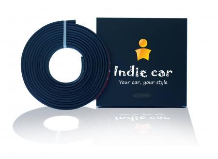 indie car ดำ ซิลขอบประตูรถยนต์ ซับแรงกระแทกขณะปิด หลากสีสัน เลือกสีที่ใช่สไตล์คุณ
