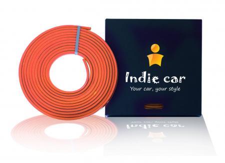 indie car ส้ม ซิลขอบประตูรถยนต์ ซับแรงกระแทกขณะปิด หลากสีสัน เลือกสีที่ใช่สไตล์คุณ