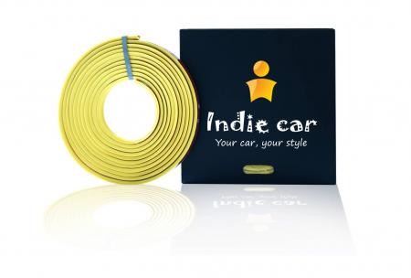 indie car  เหลือง ซิลขอบประตูรถยนต์ ซับแรงกระแทกขณะปิด หลากสีสัน เลือกสีที่ใช่สไตล์คุณ