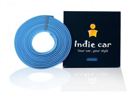 indie car ฟ้า ซิลขอบประตูรถยนต์ ซับแรงกระแทกขณะปิด หลากสีสัน เลือกสีที่ใช่สไตล์คุณ