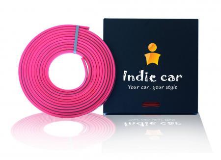 indie car ชมพู ซิลขอบประตูรถยนต์ ซับแรงกระแทกขณะปิด หลากสีสัน เลือกสีที่ใช่สไตล์คุณ