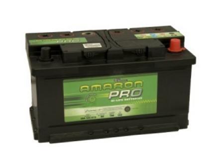 แบตเตอรี่ AMARON - DIN80