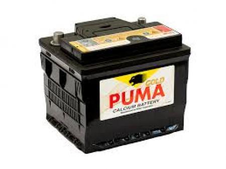 แบตเตอรี่ PUMA - DIN43 (DIN54313)