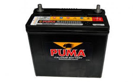 แบตเตอรี่รถเก๋ง PUMA - แบตเตอรี่ PUMA - 65B24L เป็นแบตเตอรี่ชนิดแห้ง ปิดสนิทไม่ต้องเติมน้ำกลั่น ตลอดอายุการใช้งาน มีค่ากำลังสตาร์ทสูง จุแอมป์ได้มากกว่า เหมาะสำหรับรถยุโรป รถที่ต้องการกำลังไฟสูง รถเล่นเครื่องเสียง ไม่ว่าจะเป็น รถกระบะ รถเก๋ง รถยุโรป  มาพร้