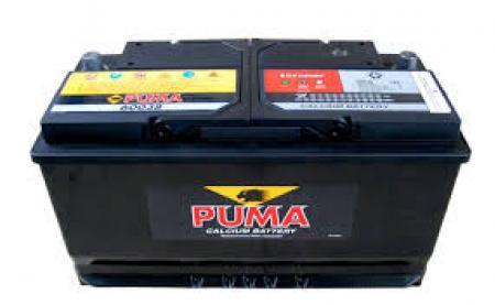 แบตเตอรี่ PUMA - DIN100 (DIN60038)
