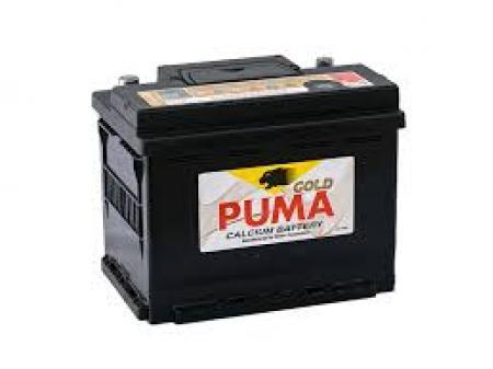 แบตเตอรี่ PUMA - DIN62 (DIN56219)