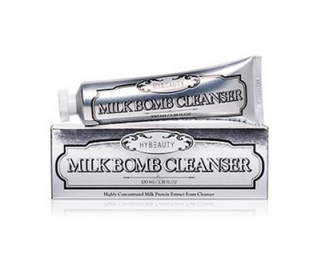 HyBeauty Milkbomb Cleanser (มิลค์บอมบ์ เคลนเซอร์)ขนาด 100 กรัม