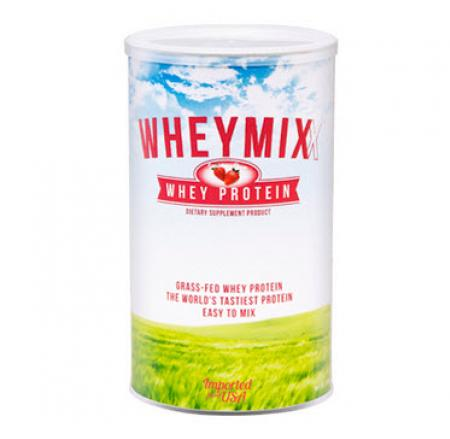 WheyMixx Strawberry Flavor Whey Protein