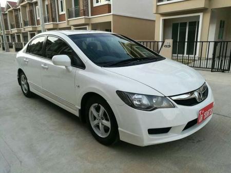 Honda civic 1.8 S i-Vtec ปี2011