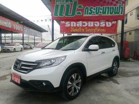 Honda CR-V 2.4 EL 2WD ปี2012