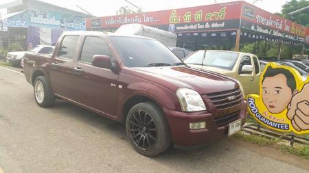 ISUZU D-MAX CAB-4 SX 2.5 i-TEQ