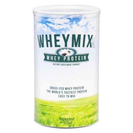 WheyMixx Vanilla Flavor Whey Protein
