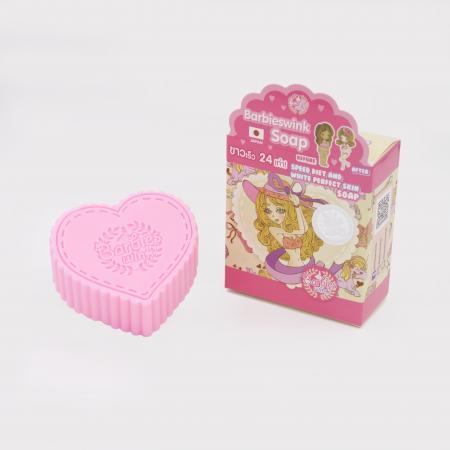 Barbieswink soap
