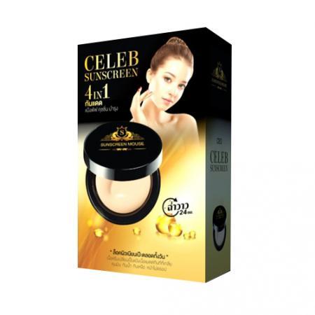 Celeb Sunscreen 4in1